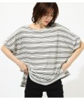 AZUL by moussy/ICE CLEAN LOOSE TOPS/502316571
