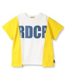 RADCHAP/リメイク風半袖Tシャツ(90~140cm)/502317066