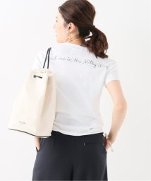 IENA/ALSO FREEDOM MEET ME IN THE MILKY WAY Tシャツ/502318514