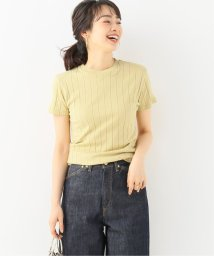IENA/YOUNG&OLSEN BROAD リブ クルーネックカットソー◆/502318518