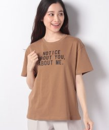 Mystrada/ロゴTシャツ/10016465N