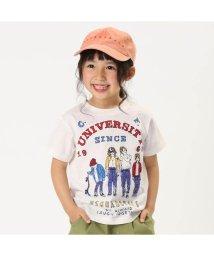 F.O.KIDS / F.O.KIDS MART/HARUNAYAMAKAWAコラボTシャツ/502003070