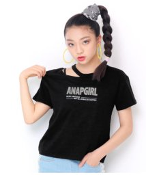 ANAP GiRL/衿スリット入トップス/502293088