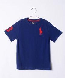 POLO RALPH LAUREN/【POLO RALPH LAUREN】ボーイズサイズ BIG PONY Tシャツ/502302543
