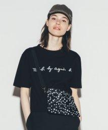 To b. by agnes b./【WEB限定】WG29 TS ロゴTシャツ/502306303