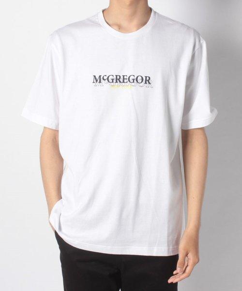 McGREGOR(マックレガー)/【一部店舗限定】McGビンテージ 半袖ロゴTシャツ /411728504