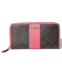 COACH/COACH OUTLET F54630 IMLOQ ラウンドファスナー長財布/502308572