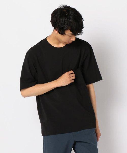 GLOSTER(GLOSTER)/ドライクロスTシャツ/9-0674-2-51-001