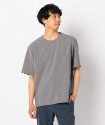 GLOSTER/ドライクロスTシャツ/502309927