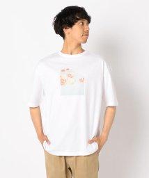 FREDYMAC/【photographer:MASAYUKI NITTA】ビックシルエットTシャツ/502313143