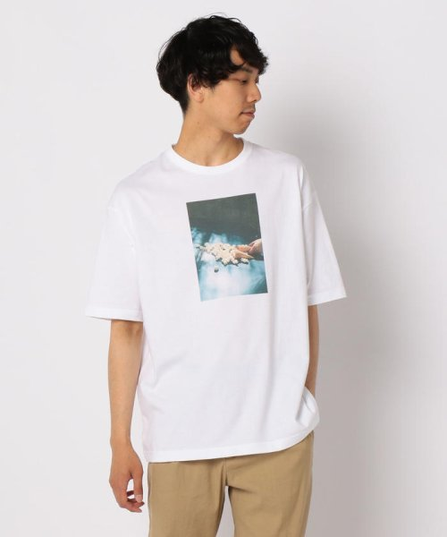 FREDYMAC(フレディマック)/【photographer:MASAYUKI NITTA】ビックシルエットTシャツ/9-0609-2-50-100
