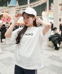 sonyunara/SONYUNARA(ソニョナラ)OPENING半袖Tシャツ/502314887
