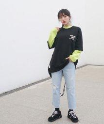 sonyunara/SONYUNARA(ソニョナラ)FOR MEオーバーフィットTシャツ/502314889