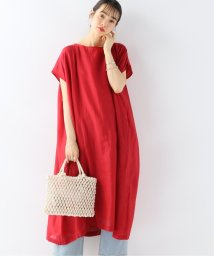 JOURNAL STANDARD/【SOIL/ソイル】GATHERED DRESS WITH LINING:ワンピース/502319874