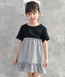 子供服Bee/切替ワンピース/502319937
