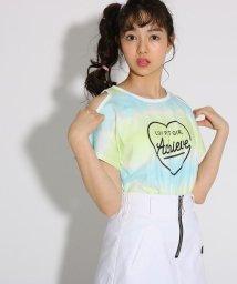 PINK-latte/タイダイ Tシャツ/502321687