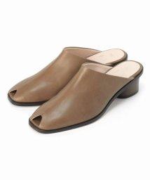 JOURNAL STANDARD/【Fot/フォート】 heel mules square:サンダル/502322337