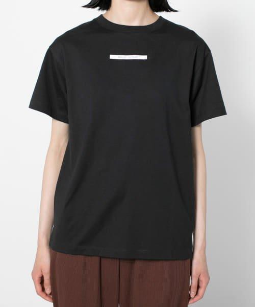 SENSE OF PLACE(センスオブプレイス)/ミニボックスロゴTシャツ(半袖)/AA95-21C177