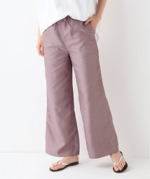 JOURNAL STANDARD relume/GENDERLESS -thick stitch shantung pt:パンツ/502322699