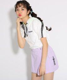 PINK-latte/★ニコラ掲載★【kappa】フードトップス/502323436
