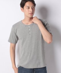 INCREWSIVE/【INCREWSIVE】9.8オンス スビンギザ コットン フライスTシャツ/502299882