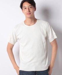 INCREWSIVE/【INCREWSIVE】9.8オンス スビンギザ コットン フライスTシャツ/502299884