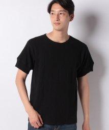 INCREWSIVE/【INCREWSIVE】11.5オンス ランダムワッフル コットンTシャツ/502299886