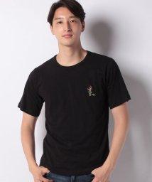 INCREWSIVE/【INCREWSIVE】6.5オンス コットン ワンポイント刺繍Tシャツ/502299895