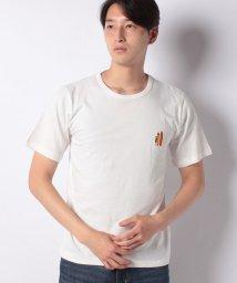 INCREWSIVE/【INCREWSIVE】6.5オンス コットン ワンポイント刺繍Tシャツ/502299896