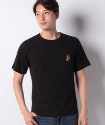 INCREWSIVE/【INCREWSIVE】6.5オンス コットン ワンポイント刺繍Tシャツ/502299897