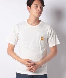 INCREWSIVE/【INCREWSIVE】6.5オンス コットン ワンポイント刺繍Tシャツ/502299898