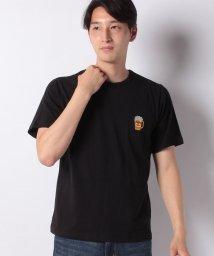 INCREWSIVE/【INCREWSIVE】6.5オンス コットン ワンポイント刺繍Tシャツ/502299899