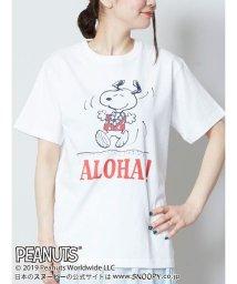 KAHIKO/【Kahiko】SNOOPY スヌーピーTシャツMサイズ ALOHA 4JU-9211/502300293
