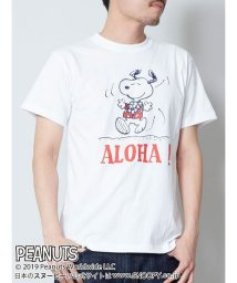 KAHIKO/【Kahiko】SNOOPY スヌーピーTシャツLサイズ ALOHA 4JU-9212/502300294