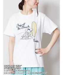 KAHIKO/【Kahiko】SNOOPY スヌーピーTシャツMサイズ BEACH 4JU-9214/502300296