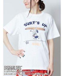 KAHIKO/【Kahiko】SNOOPY スヌーピーTシャツMサイズ SURF'S UP 4JU-9217/502300299