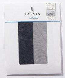 LANVIN en Bleu(ladies socks)/交編パンスト(S-M)/502308213