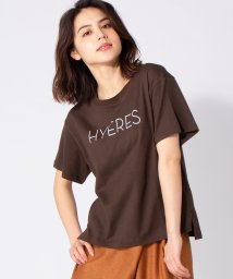 en recre/【MyLanKa】ロゴTシャツ/502311501
