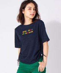 en recre/【SCOTCH & SODA】ロゴデザインTシャツ/502311683
