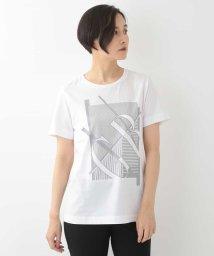 GEORGES RECH/【洗える】デザインロゴTシャツ/502323631