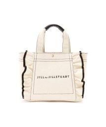 JILL by JILLSTUART/◇フリルキャンバストートバッグ/502323682