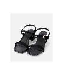 AZUL by moussy/SLIM STRAP HEEL SANDALS/502323793