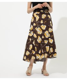 AZUL by moussy/TACK&GATHER FLOWER SKIRT/502323796