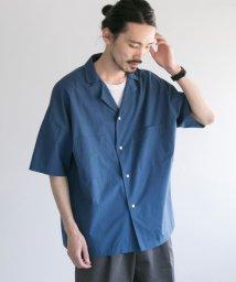 URBAN RESEARCH/【予約】ビッグシルエットオープンカラーシャツ/502324138