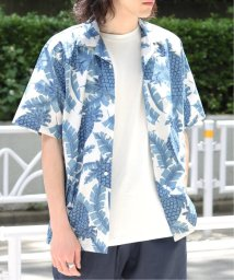 JOINT WORKS/アロハパイナップルオープンカラーシャツ◆/502324150
