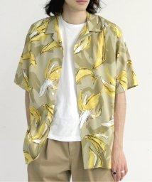 JOINT WORKS/アロハバナナオープンカラーシャツ◆/502324151