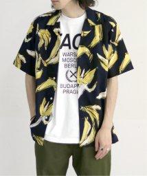 JOINT WORKS/アロハバナナオープンカラーシャツ/502324151