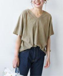 JOURNAL STANDARD relume/キョウネンコットンVネックTシャツ/502324155