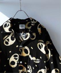 J.S Homestead/《予約》工房十鶴/ JIKKAKU オープンカラーシャツ/502324665