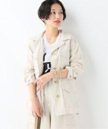 JOURNAL STANDARD/【NEU】ダスティリネン サファリジャケット/502325087
